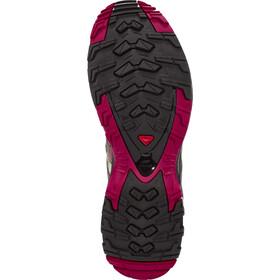 Salomon XA Pro 3D GTX Shoes Dam shadow/black/sangria